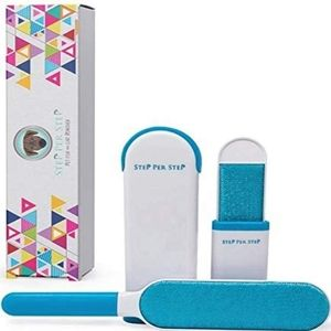 Step per step Pet Hair and Lint Remover